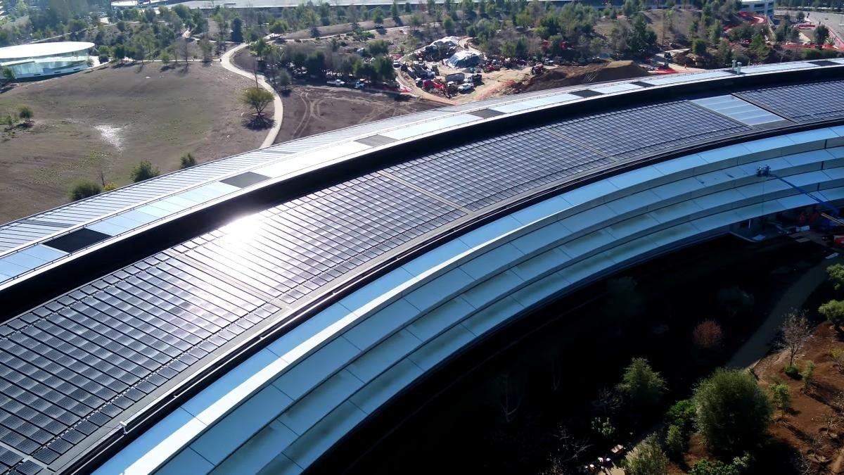 Apple vừa hoàn thành xong trụ sở mới cực hoành tráng, trông như đĩa bay ngoài hành tinh - Ảnh 6.