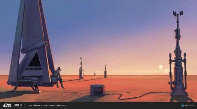 Phục sát đất người họa sĩ biến đồ gia dụng thành những con tàu vũ trụ tuyệt đẹp - Ảnh 7.