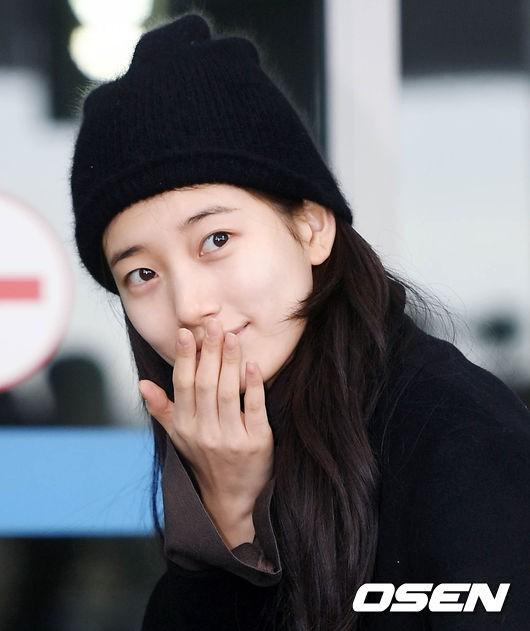 Suzy để mặt mộc 100% cũng xinh đẹp hết phần người ta - Ảnh 8.