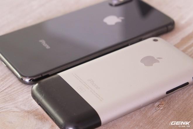 iPhone X và iPhone 2G: 10 năm, có nhiều thứ đổi thay, nhưng cũng có nhiều thứ không bao giờ thay đổi - Ảnh 8.