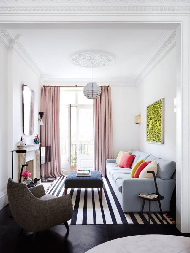Bí kíp sắp xếp phòng khách có diện tích nhỏ tại nhà - Ảnh 8.