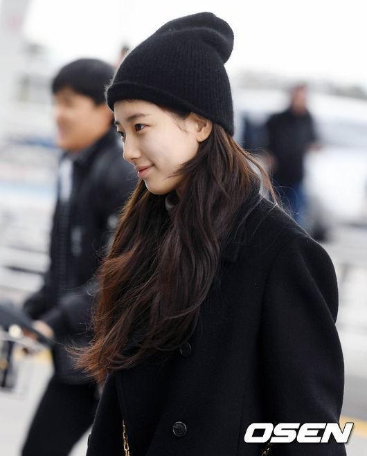 Suzy để mặt mộc 100% cũng xinh đẹp hết phần người ta - Ảnh 9.