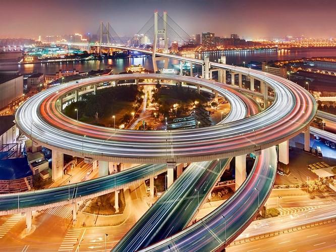 Chiêm ngưỡng những thành phố rực rỡ nhất thế giới về đêm - Ảnh 9.