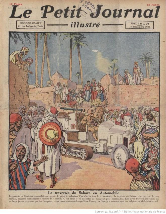 Đây là cách người xưa mường tượng ra thế giới tương lai từ gần 100 năm trước - Ảnh 11.