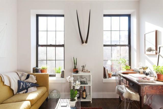 Bí kíp sắp xếp phòng khách có diện tích nhỏ tại nhà - Ảnh 9.