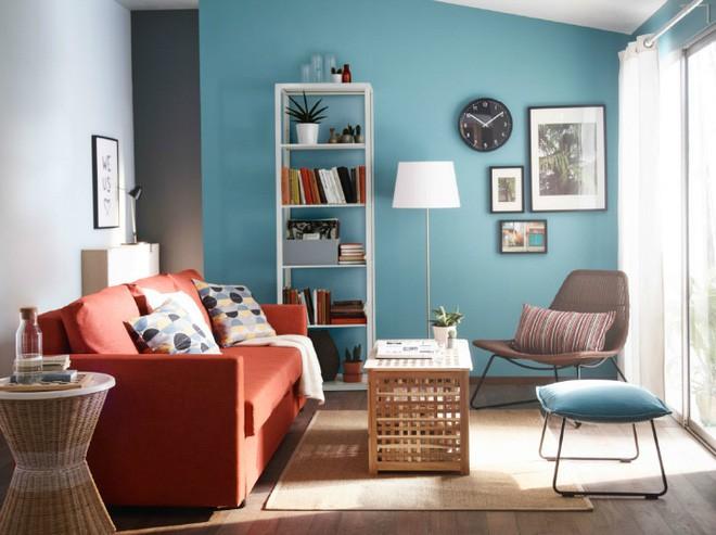 Đây là những phòng khách đẹp như trong mơ mà bạn có thể thiết kế khi có chi phí eo hẹp - Ảnh 9.