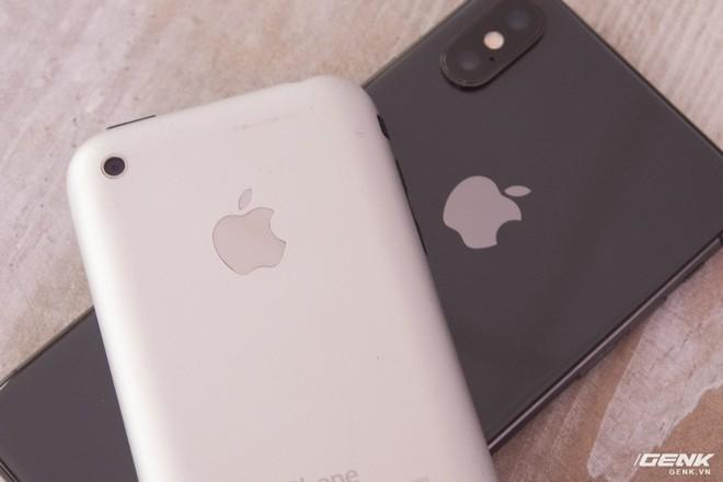 iPhone X và iPhone 2G: 10 năm, có nhiều thứ đổi thay, nhưng cũng có nhiều thứ không bao giờ thay đổi - Ảnh 10.