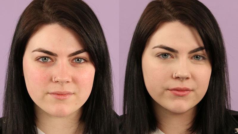 Hào hứng dùng thử kem che khuyết điểm mới toanh của Kylie Jenner, kết quả đã khiến 2 cô gái này thất vọng - Ảnh 5.