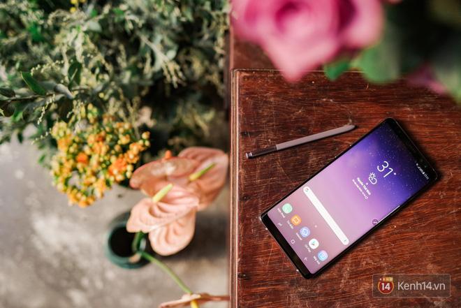 Galaxy Note 8 màu tím khói mộng mơ vừa lên kệ tại Việt Nam - Ảnh 2.