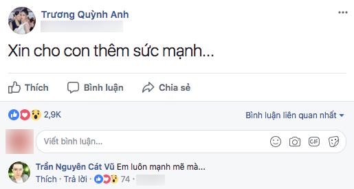 Lại đăng status ẩn ý, Tim và Trương Quỳnh Anh đã dọn ra ở riêng? - Ảnh 2.