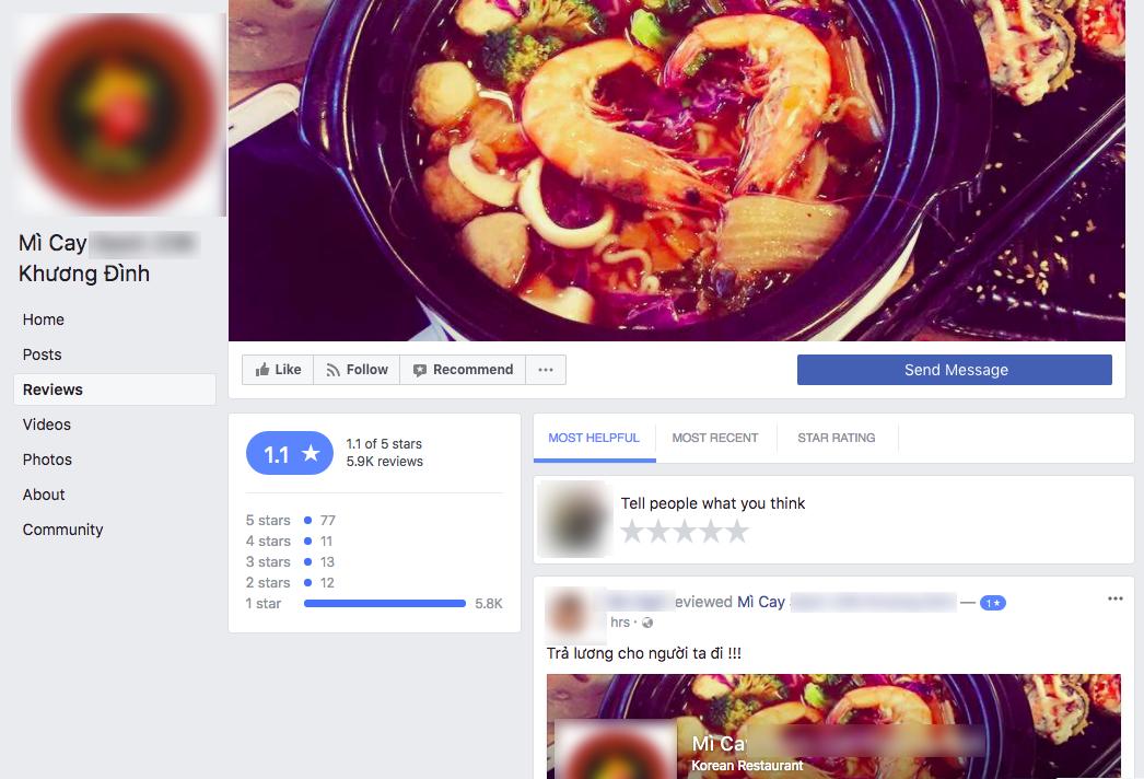 """Con trai lên FB """"kêu"""" hộ mẹ: nghỉ phép để chăm bà ngoại ốm, bị chủ nhà hàng mỳ cay đuổi việc, giam lương - Ảnh 3."""