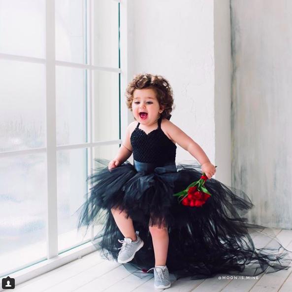 Thiên thần nhí sở hữu gần 300k người theo dõi trên Instagram vì quá xinh - Ảnh 9.