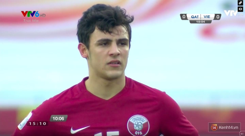 Hotboy của U23 Qatar: Cứ lên hình là chị em lại phải ôm tim vì quá đẹp - Ảnh 2.
