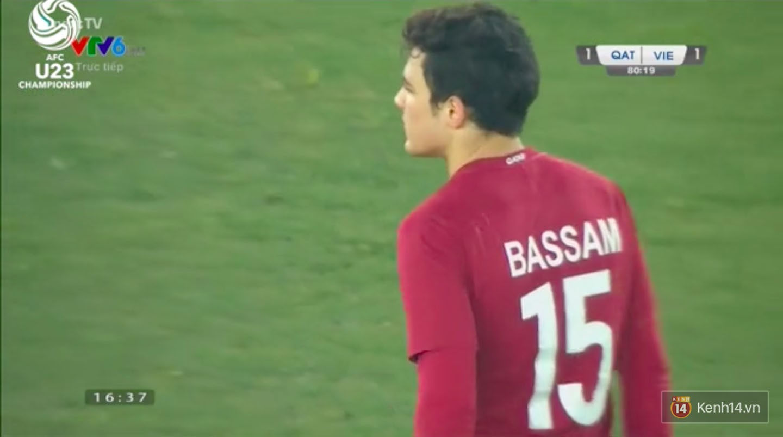 Hotboy của U23 Qatar: Cứ lên hình là chị em lại phải ôm tim vì quá đẹp - Ảnh 7.