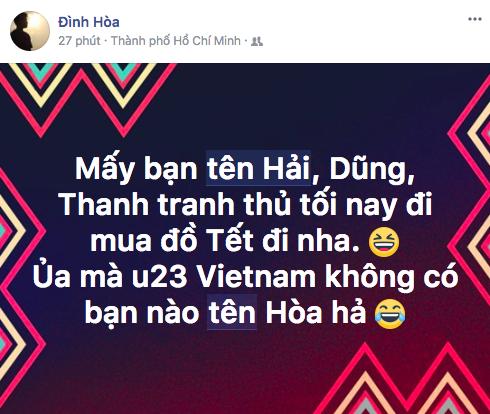Không cần bàn cãi, Hải và Dũng chính là hai cái tên hot nhất giải U23 Châu Á!
