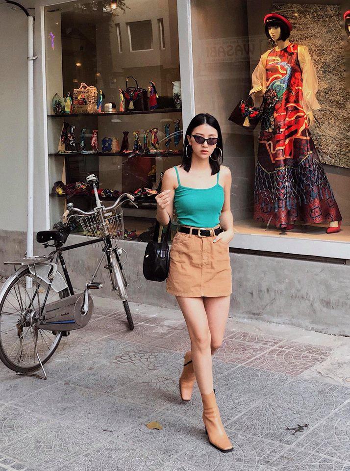 Hương Giang Idol lên đời phong cách, diện street style oách chẳng kém các Bông Hậu - Ảnh 13.
