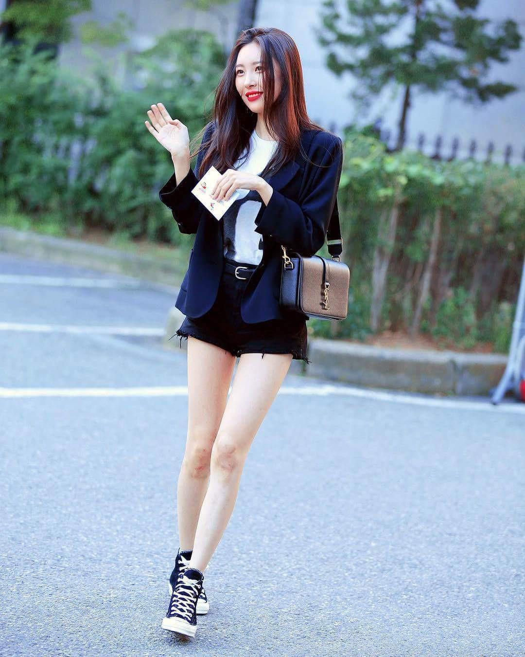 Loạt mỹ nhân Kpop sở hữu đôi chân ngàn vàng hoàn hảo đến mức chẳng thèm dùng chiêu trò để ăn gian - Ảnh 9.