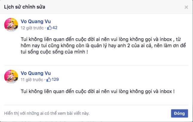 Anh trai từ mặt, không còn là quản lý cho Trường Giang sau màn cầu hôn Nhã Phương? - Ảnh 2.