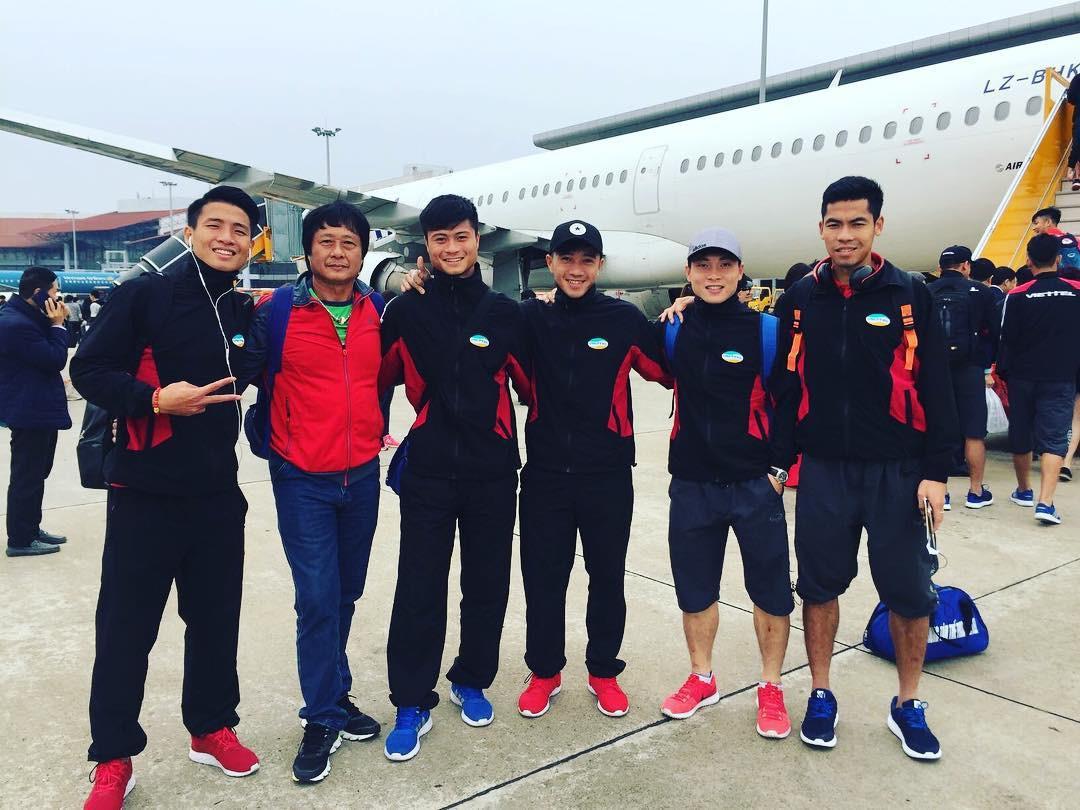 Có thể bạn chưa biết: Quá nửa các soái ca U23 Việt Nam đều nghiện sneaker đỏ! - Ảnh 7.