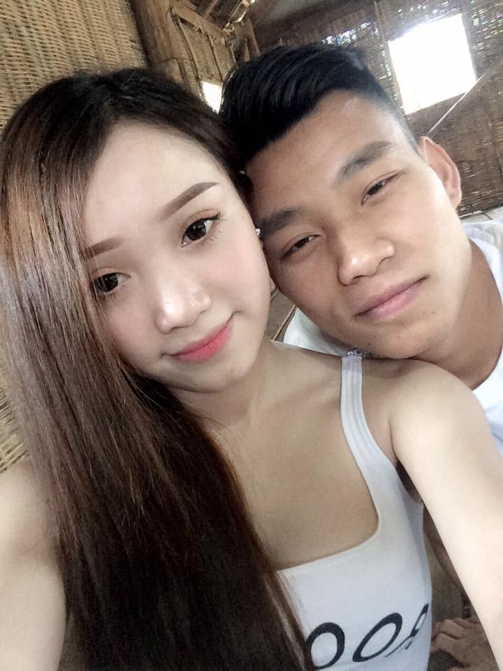 Đúng là chỉ còn Bùi Tiến Dũng độc thân, Vũ Văn Thanh đã có bạn gái rất xinh rồi! - Ảnh 4.