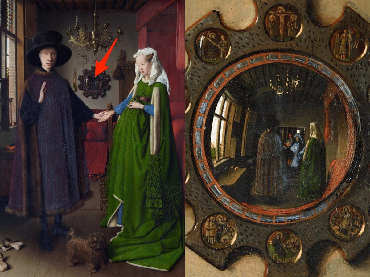 9 siêu phẩm hội họa này ẩn chứa những bí mật mà tìm ra nó bạn sẽ bái phục danh họa xưa - Ảnh 9.