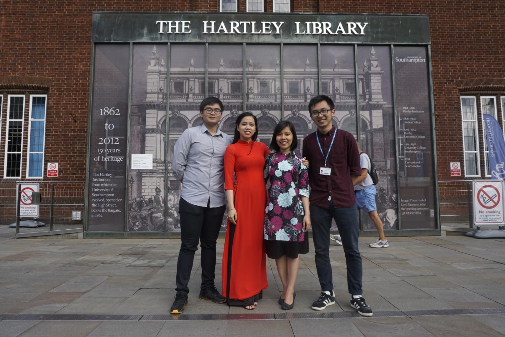 Chàng trai Hà Tĩnh chuẩn con nhà người ta: HCB Toán quốc tế, nhận học bổng tiến sĩ toàn phần khi mới học năm 3 - Ảnh 6.