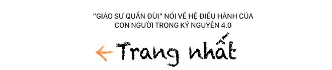 GS-TS Trương Nguyện Thành nói về sinh viên và người trẻ Việt: Đi làm thuê để học, đừng làm thuê để sống - Ảnh 1.