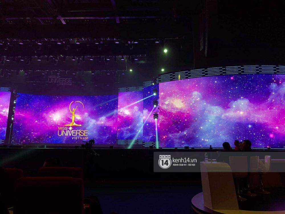 Đột nhập sân khấu hoành tráng sức chứa 7500 chỗ, nơi diễn ra chung kết Hoa hậu Hoàn vũ Việt Nam 2017 8