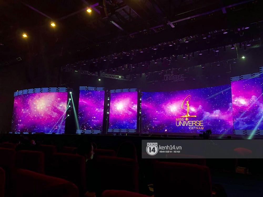 Đột nhập sân khấu hoành tráng sức chứa 7500 chỗ, nơi diễn ra chung kết Hoa hậu Hoàn vũ Việt Nam 2017 7