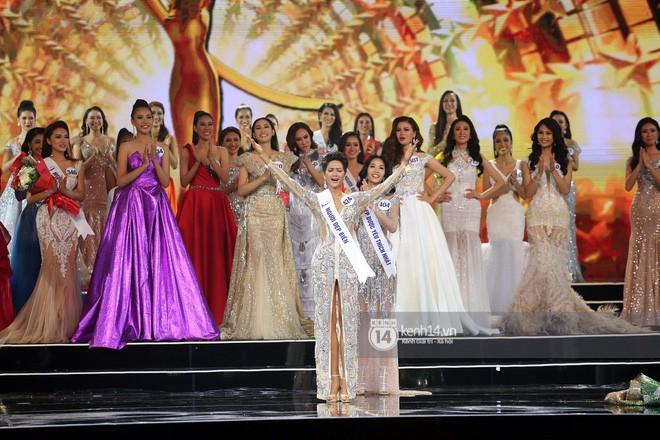 Bất ngờ chưa? Thí sinh rớt Next Top Model vượt mặt 2 Quán quân, đăng quang Hoa hậu Hoàn vũ VN! - Ảnh 8.