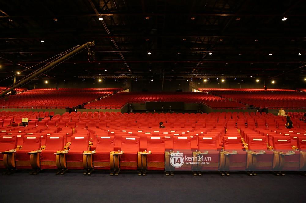 Đột nhập sân khấu hoành tráng sức chứa 7500 chỗ, nơi diễn ra chung kết Hoa hậu Hoàn vũ Việt Nam 2017 4