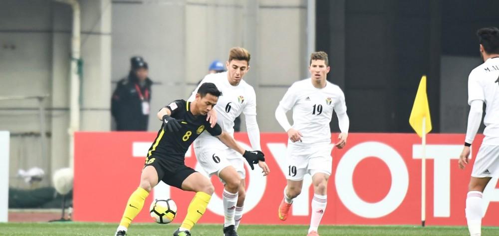 U23 Malaysia giành điểm số lịch sử ở giải U23 châu Á - Ảnh 3.