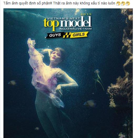 Dân mạng đào mộ: Hoa hậu HHen Niê có đáng bị loại khỏi Next Top với bức hình này? - Ảnh 6.