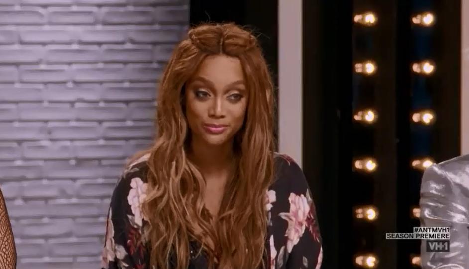 Lâu lắm mới thấy Tyra Banks dằn mặt thí sinh: Bạn bước vào căn phòng này, bạn phải tôn trọng giám khảo của tôi! - Ảnh 4.