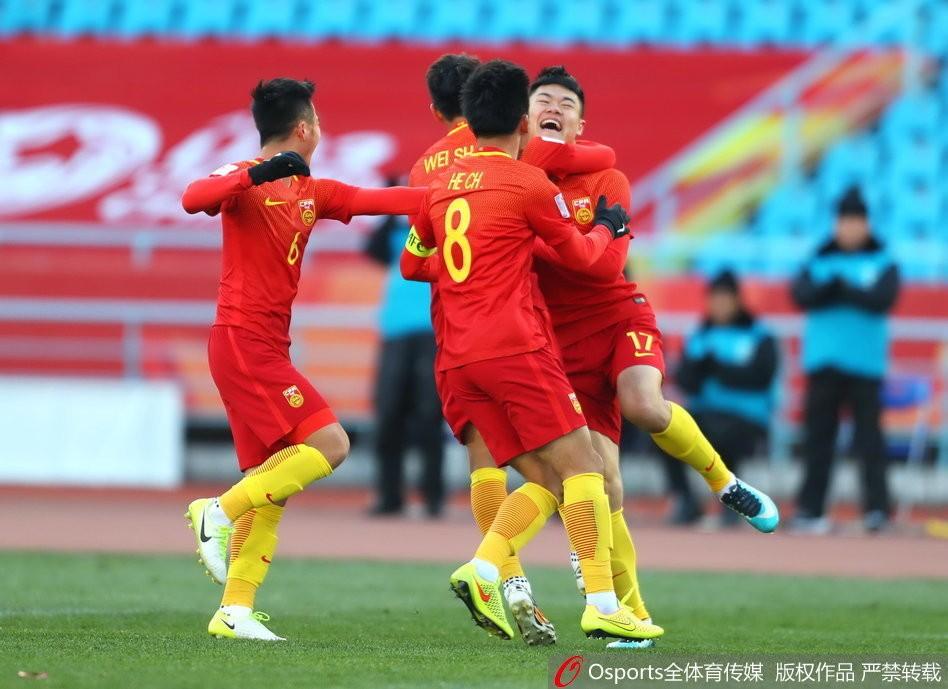 Chủ nhà Trung Quốc ra quân hoàn hảo ngày khai màn VCK U23 châu Á 2018 - Ảnh 6.