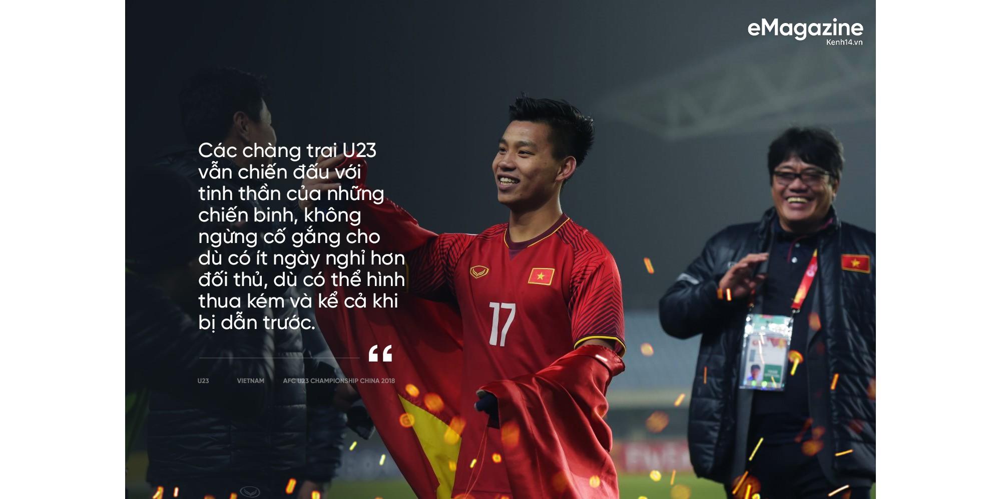 10 năm rồi, cái cảm giác rực lửa tự hào, rực cờ hoa chiến thắng bóng đá mới được tái hiện lại bởi U23... - Ảnh 7.