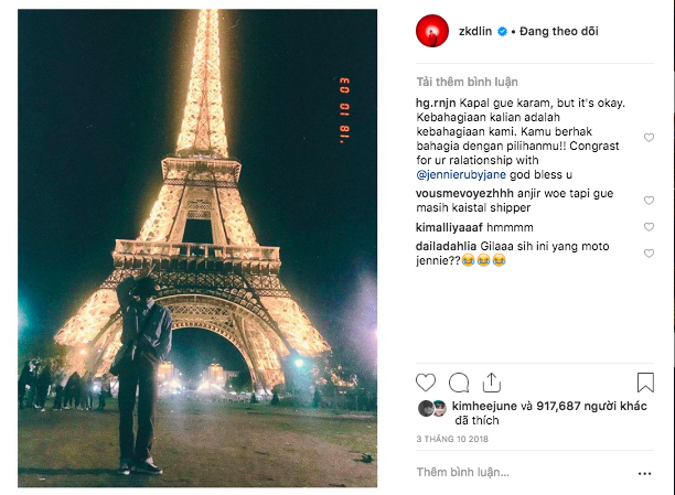 Soi ra chi tiết rõ như ban ngày của cặp Jennie và Kai: Công khai du lịch, đăng ảnh, diện đồ đôi mà fan cứ ship đi đâu! - Ảnh 2.