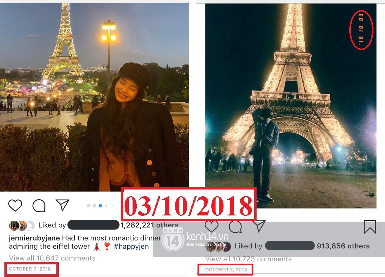 Lật lại lịch trình tại Paris Fashion Week mới thấy Jennie (Black Pink) được Kai yêu chiều đến mức nào - Ảnh 3.