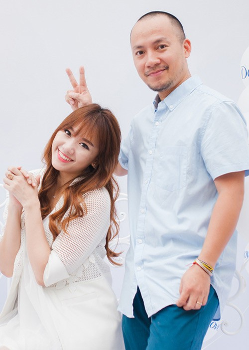 Từng yêu nhau 9 năm, Hari Won chúc mừng đám cưới Tiến Đạt: Hạnh phúc mãi nha anh - Ảnh 4.