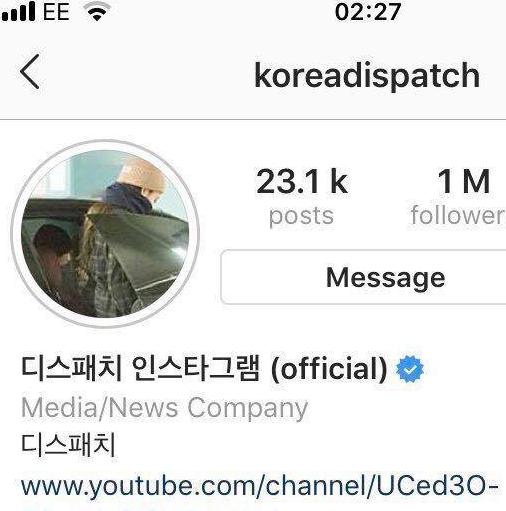 YG ngáo ngơ không biết gì, SM chính thức xác nhận tin hẹn hò của Kai và Jennie, Dispatch chơi lầy thay avatar là hình Kai - Ảnh 3.