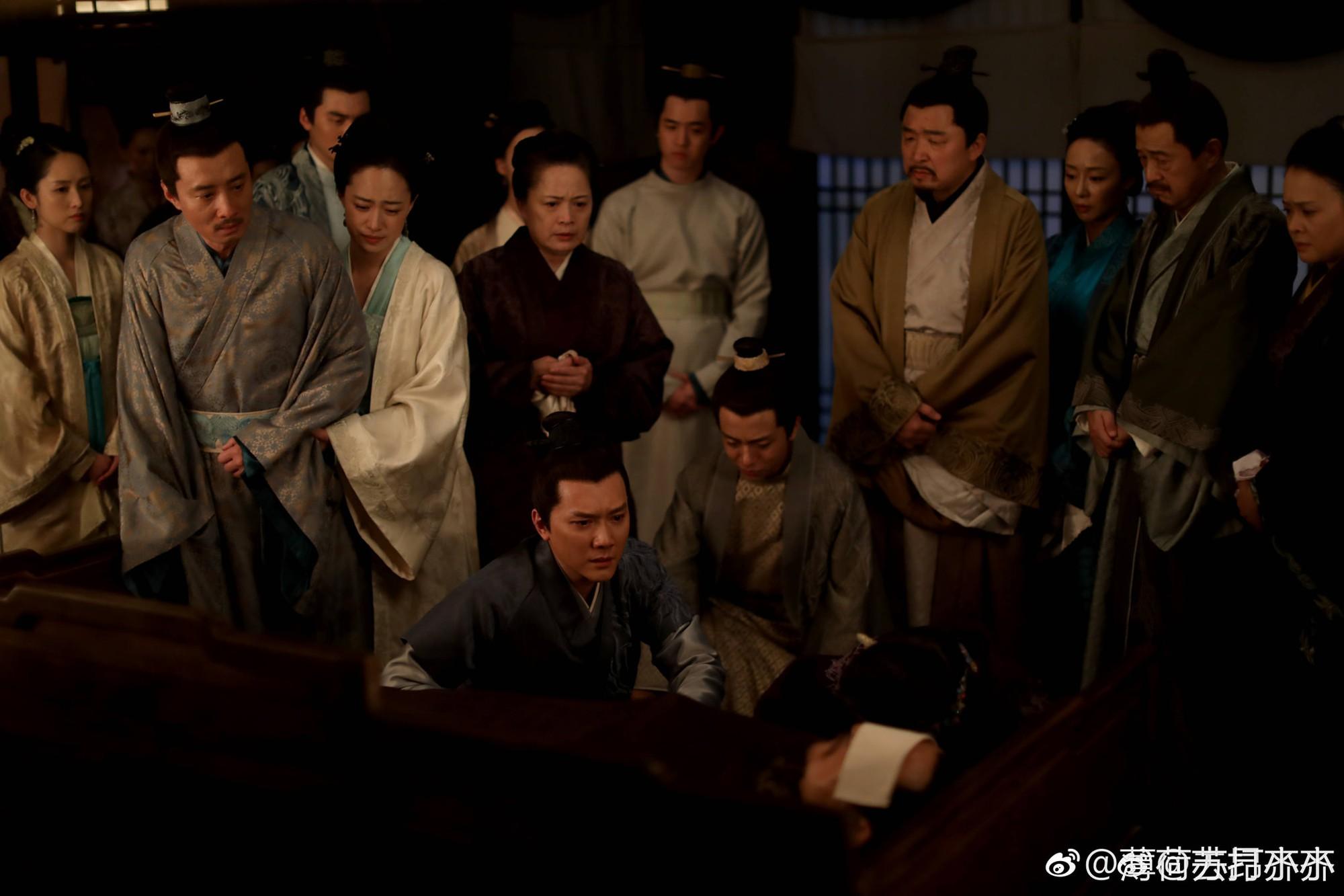 Lộ diện 4 gương mặt phản diện quyết cho Triệu Lệ Dĩnh ăn hành ra bã trong Minh Lan Truyện - Ảnh 6.