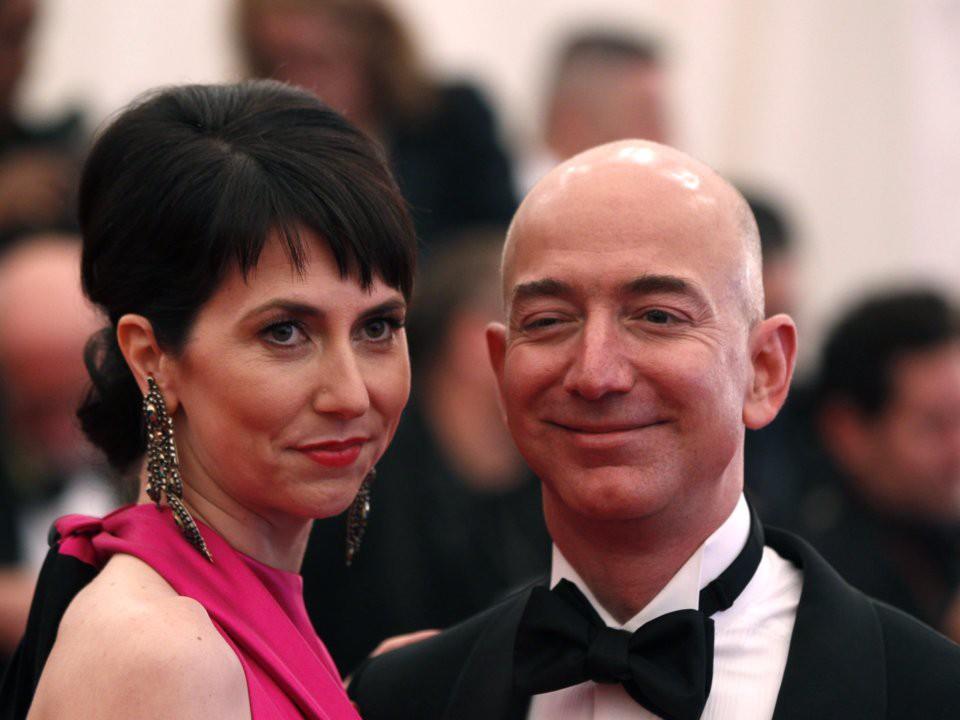 Lương duyên 25 năm của ông chủ Amazon và vợ: Chưa kịp yêu đã cưới từ thuở cơ hàn, tan vỡ trên đỉnh cao giàu sang phú quý - Ảnh 6.