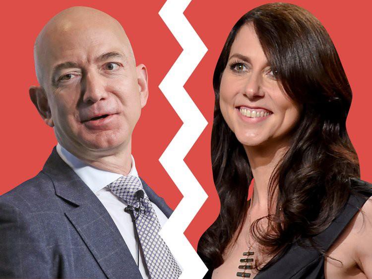 Lương duyên 25 năm của ông chủ Amazon và vợ: Chưa kịp yêu đã cưới từ thuở cơ hàn, tan vỡ trên đỉnh cao giàu sang phú quý - Ảnh 22.