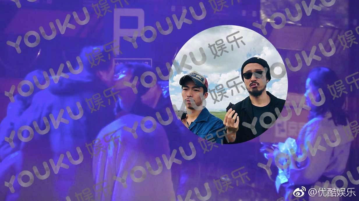 Nóng trên mạng xã hội xứ Trung: Hai sao nam say rượu, công khai hôn đồng tính đầy đắm đuối trên phố - Ảnh 4.