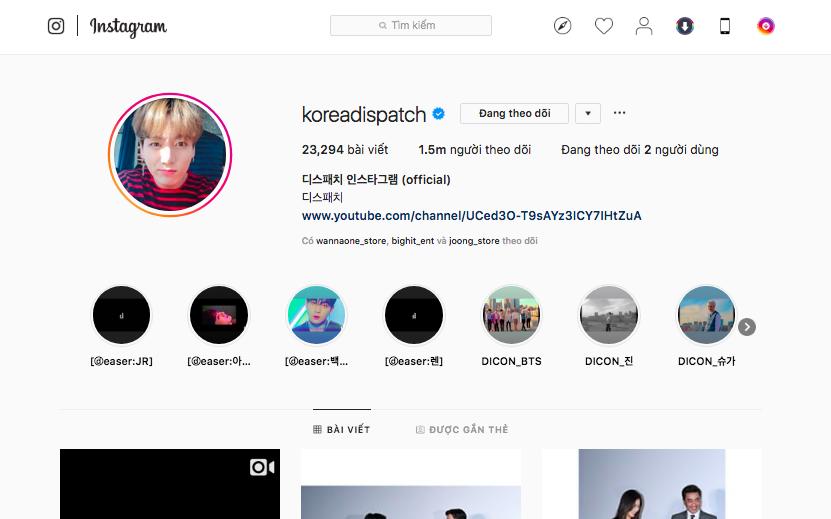 Dispatch đổi ảnh đại diện thành Jungkook (BTS) đầy ẩn ý, dân tình thi nhau ship anh với mỹ nam này thay vì Rosé - Ảnh 2.
