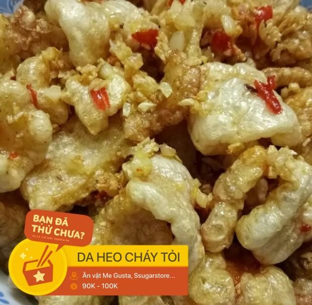 Sài Gòn có rất nhiều món ăn vặt từ da giòn rụm, thú vị nhất là món số 3 - Ảnh 4.