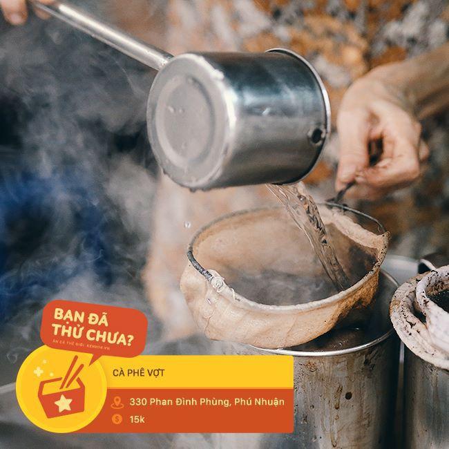 Khám phá nét độc đáo của cà phê Việt Nam từ các món cà phê đặc sản của ba miền Bắc - Trung - Nam - Ảnh 6.