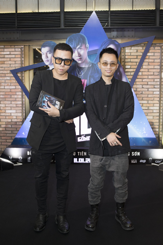 """""""Trai hư"""" Soobin Hoàng Sơn hóa quý ông lịch lãm tại họp báo """"Yolo the Movie"""" - Ảnh 10."""