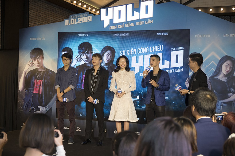 """""""Trai hư"""" Soobin Hoàng Sơn hóa quý ông lịch lãm tại họp báo """"Yolo the Movie"""" - Ảnh 5."""