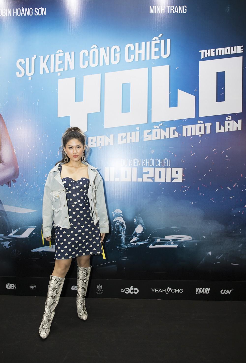 """""""Trai hư"""" Soobin Hoàng Sơn hóa quý ông lịch lãm tại họp báo """"Yolo the Movie"""" - Ảnh 8."""